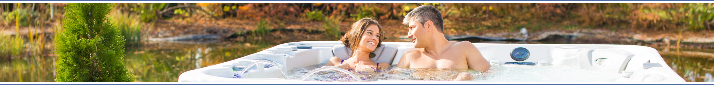 Banner image for Jacuzzis available from Wensum Pools Ltd