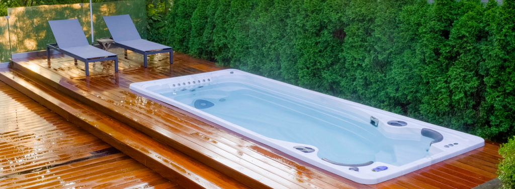 What are the pros and cons of Hydropool swim spas? // Wensum Pools Ltd