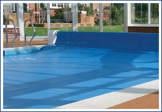 Aquatronic Auto Roller System // Aquatronic Auto Roller Systems at Wensum Pools Ltd