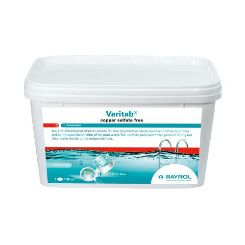 Bayrol VariTab (5.4kg) // Shop Online with Wensum Pools Ltd