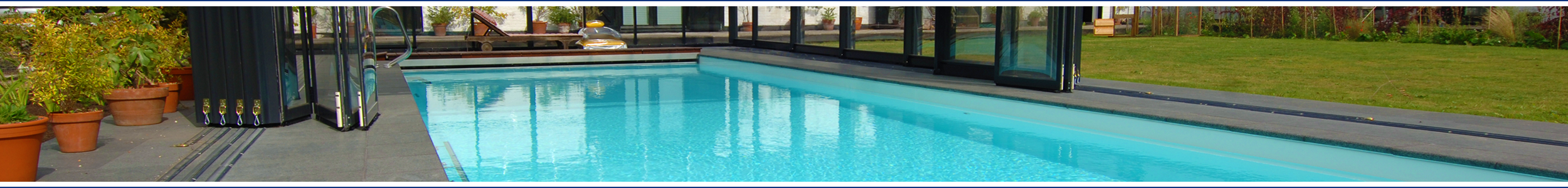 Banner image for swimming pools from Wensum Pools Ltd