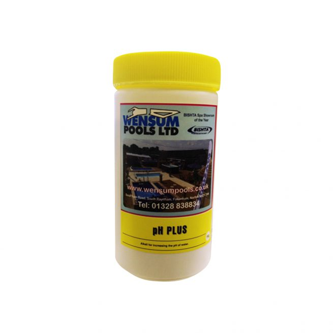 pH Plus (1kg) // Shop Online with Wensum Pools Ltd