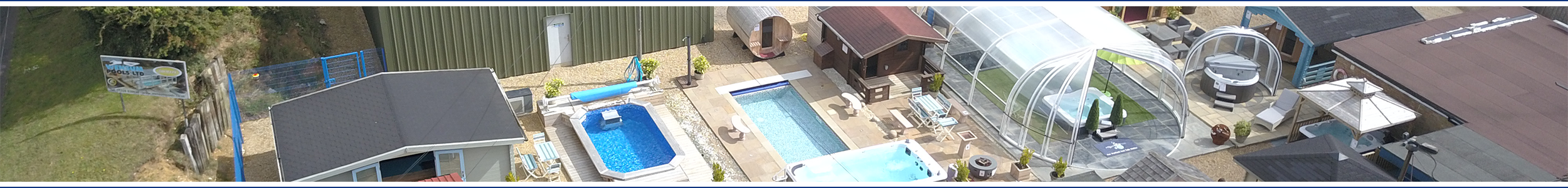 Contact Wensum Pools // banner image
