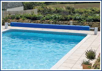 Outdoor Domestic Solar Roller Swimming Pool Covers