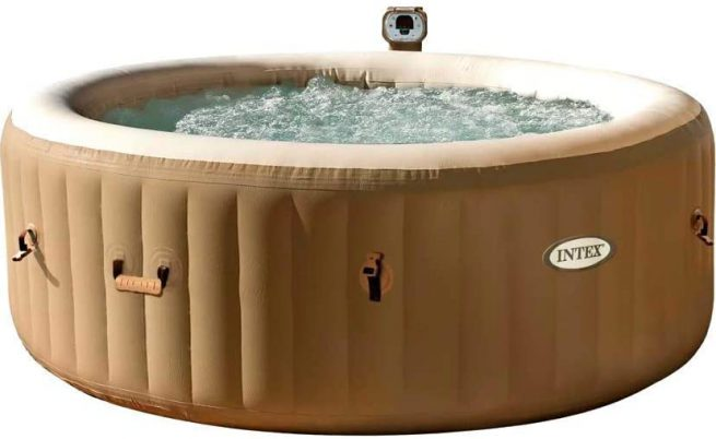 Intex Inflatable PureSpa is a 6 person Hot Tub manufactured by Intex