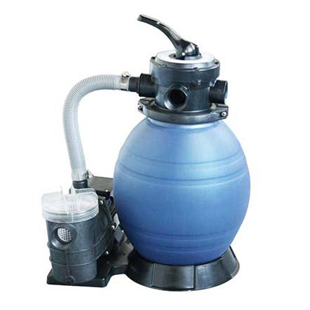 12″ Sand Filter 0.33HP Pump Kit