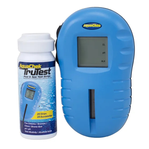 AquaChek TruTest Spa Digital Test Kit Chlorine