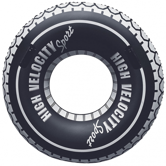"Bestway 47"" high velocity tyre tube inflatable"