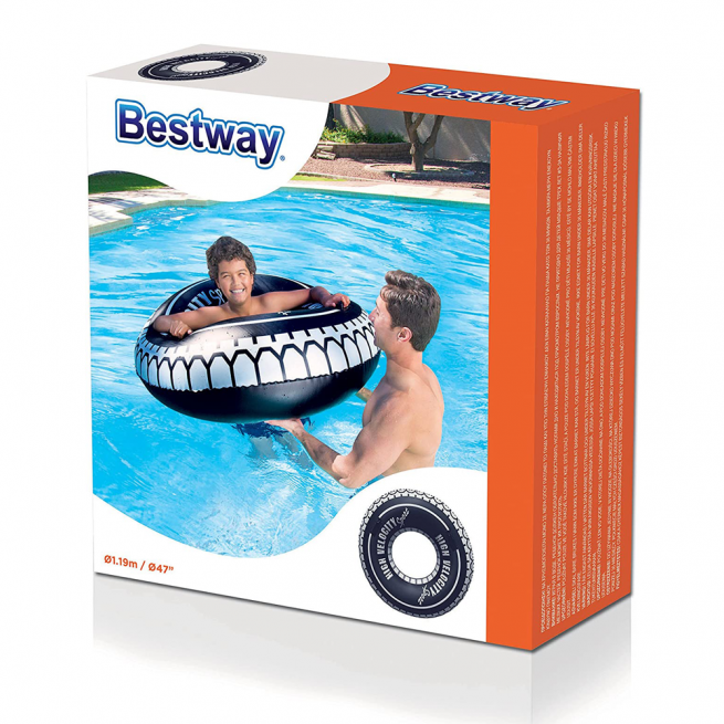 Bestway ring inflatable boxed up