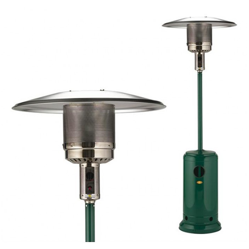 Edelweiss Orchid Green Patio Heater