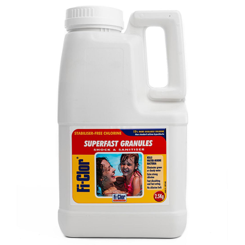Fi-color pool Superfast granules 2.5kg