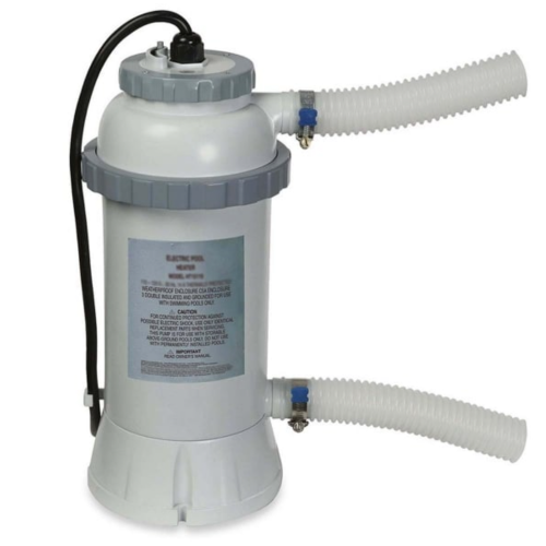 Intex 28684 electric above ground pool heater