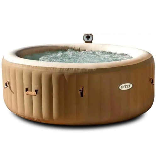INTEX inflatable purespa 6 person round