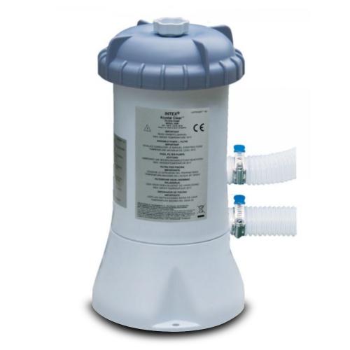INTEX pool cartridge filter pump (1,000 gal/hr)