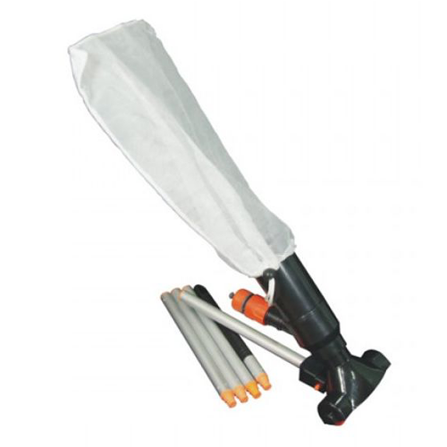 Jet vacuum kit with aluminium pole