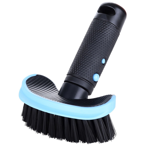 yourspa Deluxe Brush with Rubber Handle